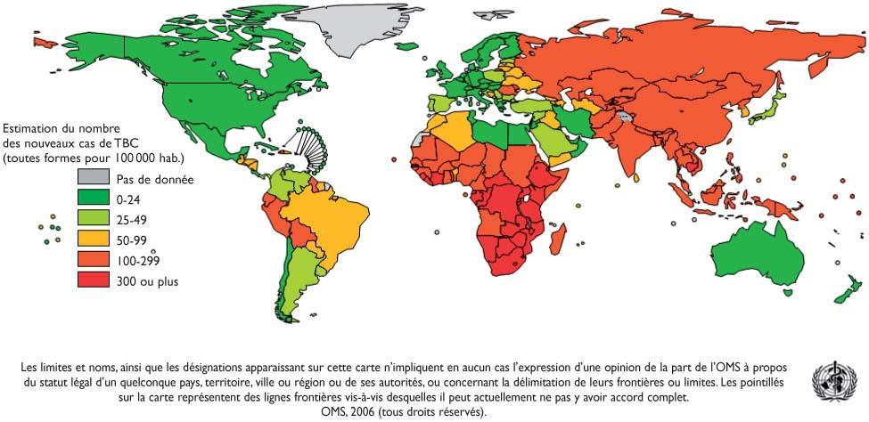 Vaccins pour les longs séjours et tuberculose chez les voyageurs ...