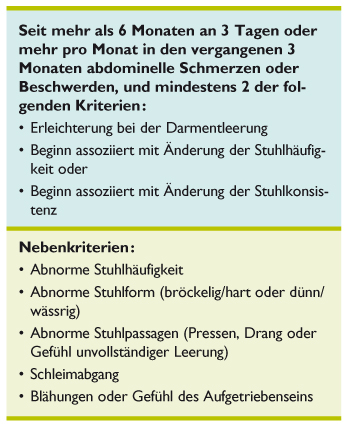 Psychosomatische Aspekte Des Reizdarmes Revue Médicale Suisse