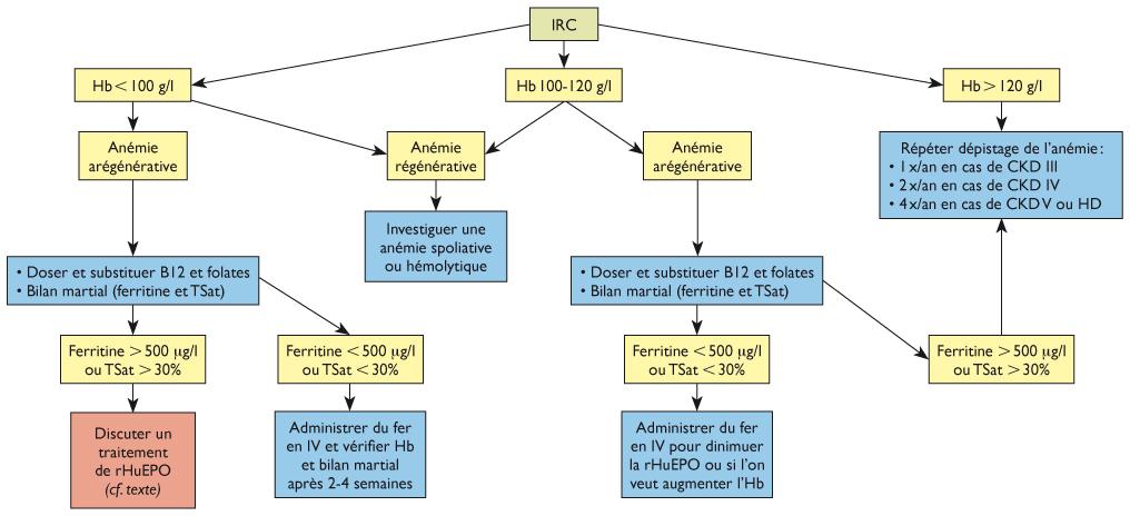 anemie aregenerative)